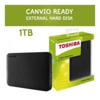 Toshiba Canvio Basic 1TB HD HDD Hardisk Harddisk Eksternal External
