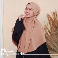 Hijab Jilbab Instan Bergo Tali Arabelle Crepe Diamonds Daily Simple