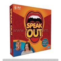 Mainan Anak Dewasa Speak Out Hasbro Gaming Board Game Tebak Kata