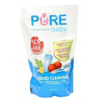 Pure Baby Liquid Cleanser Combo 700ml
