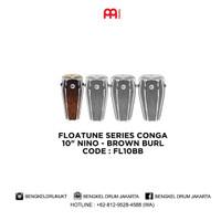 Meinl FLOATUNE SERIES CONGA BROWN BURL