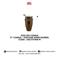 "Meinl ADD-ON CONGA 11"" CONGA - VINTAGE WINE BARREL - DSC11VWB-M"