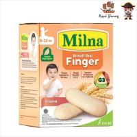 Milna Finger Biskuit Bayi Original 52 gram