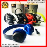 Headphone Bluetooth JBL P47 Wireless Stereo Headset Bando Audio Aux