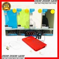Power Bank Veger 10000 MAH V41 Powerbank Slim Original Garansi
