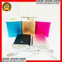 Power Bank Xiaomi 10400 MAH Power Bank 10400MAH Warna Warni