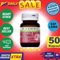 Blackmores Natural Vitamin E 250 IU 250iu ORIGINAL 50 capsule