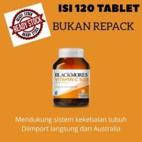 Blackmores Vitamin C 500 mg 120 caps vitamin c 500mg 120 kapsul