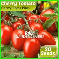 Benih Biji Tomat Cherry Roma Plum