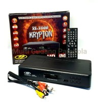 RECEIVER TANAKA KRYPTON TS-2000 PARABOLA HD TV TECHNOSAT RCV T-21