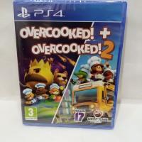 PS4 OVERCOOKED + OVERCOOKED 2 Reg 2