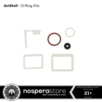 dotShell O-Ring Kits - Authentic Atmizoo
