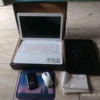 LAPTOP ASUS E402Y AMD DUALCORE RAM 4GB HDD 1TB 14 WINDOWS 10