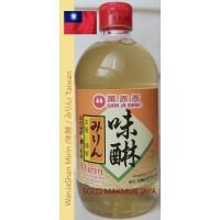 Wan Ja Shan Mirin Rice Vinegar Arak Masak 450 ml