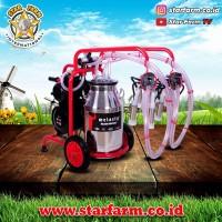 Mesin Perah Melasty 1 Bucket - Star Farm