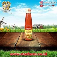 Indofood Sambal Pedas 135 Ml - Star Farm