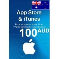 Itunes $100 Aud region Australia
