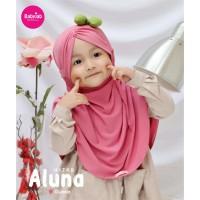 Jilbab Anak Hijab Balita Aluna New Colour Size S By Babyjab