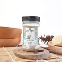 House Of Organix Black Pepper Sea Salt ( Garam Laut Lada Hitam )100 Gr