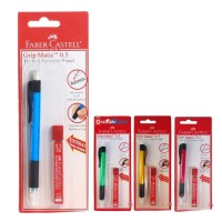 Faber-Castell Grip Matic 0.5 Auto Mechanical Pencil