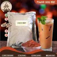 Bubuk Choco Mint/Powder Rasa Choco Mint/Choco Mint Bubuk Ori 1 Kg