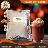 Bubuk Choco Caramel/Powder Rasa Choco Caramel/Choco Caramel Ori 1 Kg