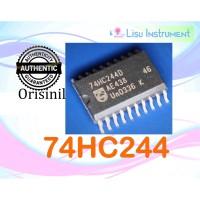 ORIGINAL 74HC244 74HC244D Octal buffer/line driver SO-20 Philips Semic
