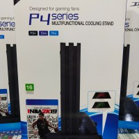 Dobe Multifunctional cooling stand new model for PS4