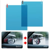 RAINPROOF FILM STICKER ANTI FOG ANTI EMBUN KACA SAMPING MOBIL