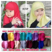 Jilbab Anak Hijab Baby Jiltop Jilbab Topi