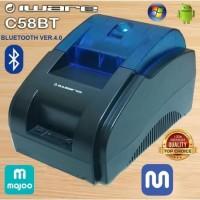 Printer thermal BLUETOOTH IWARE C-58BT 58mm SUPPORT MOKAPOS RPP02