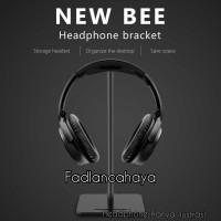 Stand tempat Hanger Headphone Headset Gaming New Bee