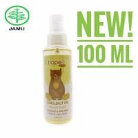 Tropee Bebe Candlenut Oil MINYAK KUKUI 70ml/Minyak Kemiri
