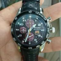 jam tangan seiko sports sportura quartz chronograph