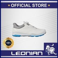 Ecco M Golf Biom Hybrid 3 Boa White Dynasty Golf Shoes / Sepatu Golf