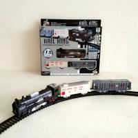 RAIL KING Express Mainan Kereta Api Anak - Anak