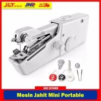 Mesin jahit tangan portable handy sewing machine