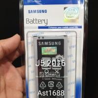 Baterai/Batre/Bat Samsung (J5 2016 ) J510 Model Original