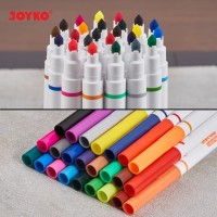 Colour Pen Spidol CLP 05 isi 24 Warna Marker Highlighter Whiteboard