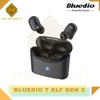ORIGINAL BLUEDIO T-ELF 2 TWS BLUETOOTH EARPHONE HEADSET 5.0 TOUCH