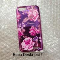 Case advan i5c plus kompatibel flower softcase casing silikon silicon