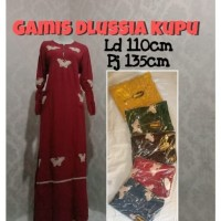 Dress arabia dlusia kupu kupu daster arab gamis renda dress rayon