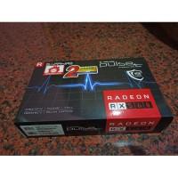 VGA Sapphire RX 560 4gb OC - dual fan
