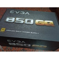 Power Supply EVGA 850 - GQ80+ Gold Semi Modular