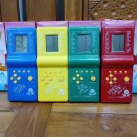 Mainan Anak Game Tetris Brick Game Tetris 9999 Mainan Jadul