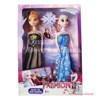 Mainan Boneka Barbie Frozen Set ( M55M62638 )