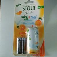 stella Refill mini matic / duo matic / stella mini matic orange