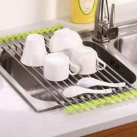 Rak Tirisan diatas Kitchen Sink Wastafel Cuci Piring Rak Piring