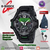 Casio G-Shock GR-B100-1A3 Bluetooth - Jam Tangan Pria - Original