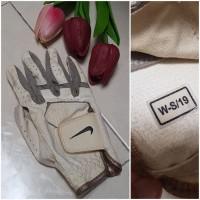 preloved sarung tangan golf cewek nike original